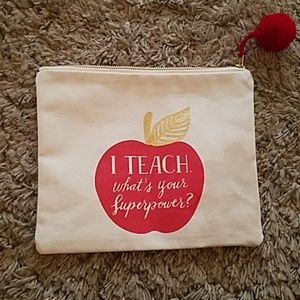 Paper Store Teacher Bag